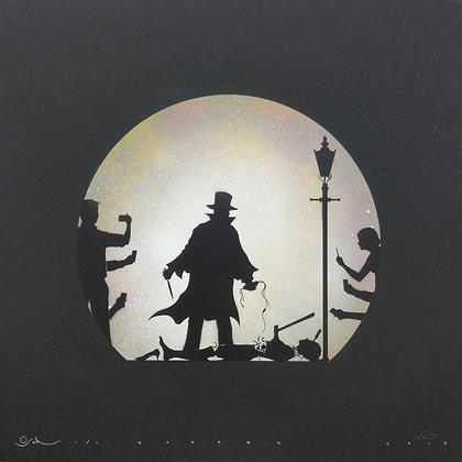 """Otto Schade """"Jack The Ripper 2040"""" paper"""