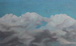 blue clouds 1 *SOLD*