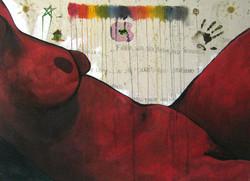 Untitled, 2005, 36x48