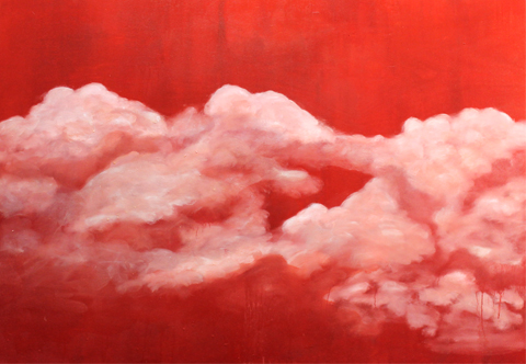 red clouds 1
