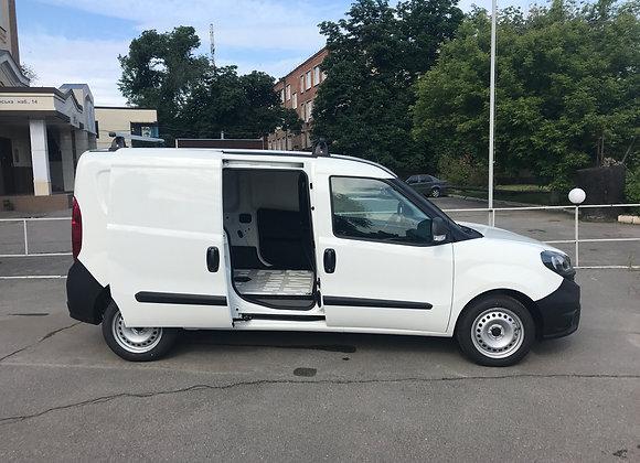 Fiat Doblo' Cargo 1.3  Mjet Lungo 2 места