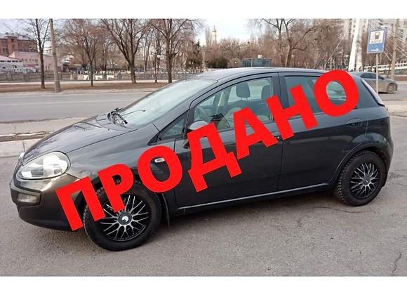 Fiat Grande Punto 1.4 77cv Bnz 51 000 км