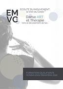 Brochure Danse ART et Thérapie  EMVC® Oc
