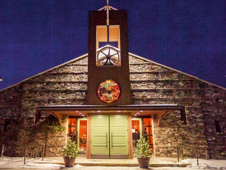 Outside Church in snow.jpg