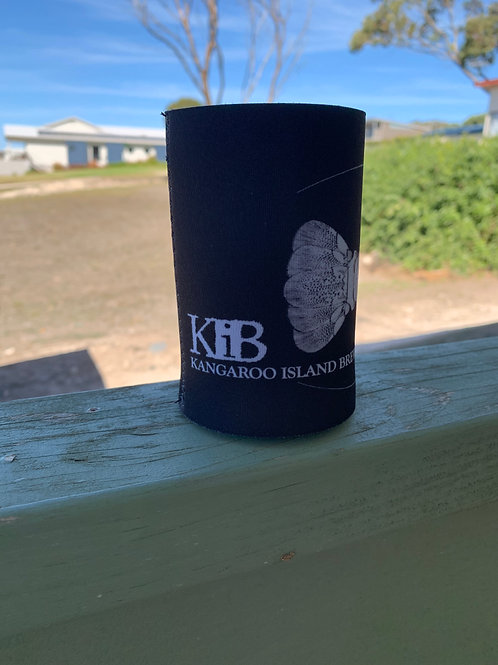 Black KIB stubbie coolers