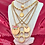 Thumbnail: Repurposed Vintage Fendi Double Sided Janus Coin Charm Toggle Choker Necklace