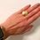 Thumbnail: Repurposed Vintage Gold Versace Medusa Adjustable Ring