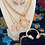 Thumbnail: Repurposed Vintage Gucci Very Rare Gold Dionysus Bracelet