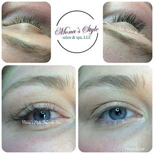 eyelash extesion