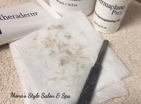 What's all the Fuzz about...  Derma-planing?