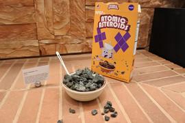 Atomic Asteroids
