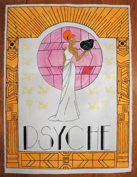 Psyche the Goddess