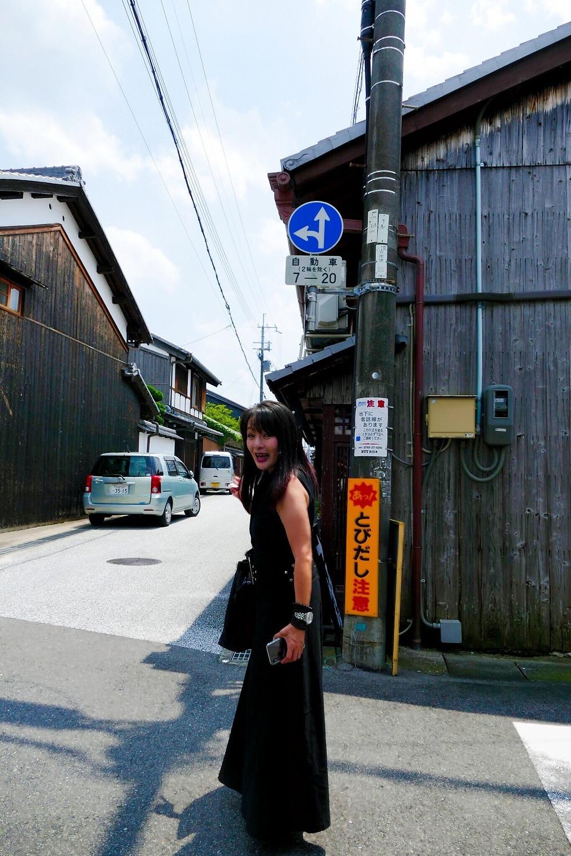 八幡堀・ヤマモトマユミ