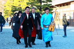 京都公演 世界遺産 元離宮二条城