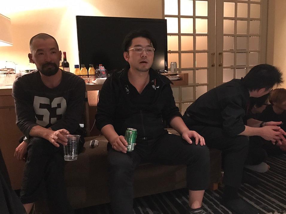ホテルニューオータニ大阪・スウィートルーム