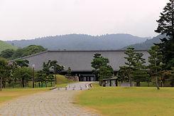 奈良国際フォーラム 甍