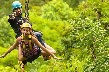 Roller Ziplining Hanuman World Phuket14.