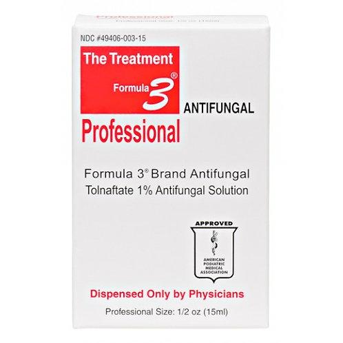 Formula 3 Anti-Fungal Oil