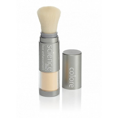 Colorescience PRO Let Me Be Clear Finishing Brush for Problem Skin (Deep Cover)