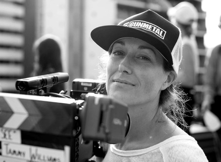 Director of Photography Tammy Williams on her recent career win.