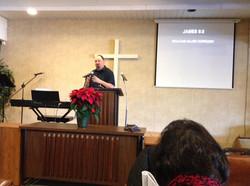 Preaching at OC4