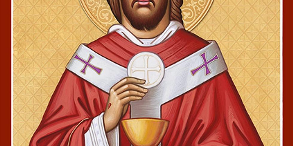 Priests' Retreat Feb. 8-12, 2021