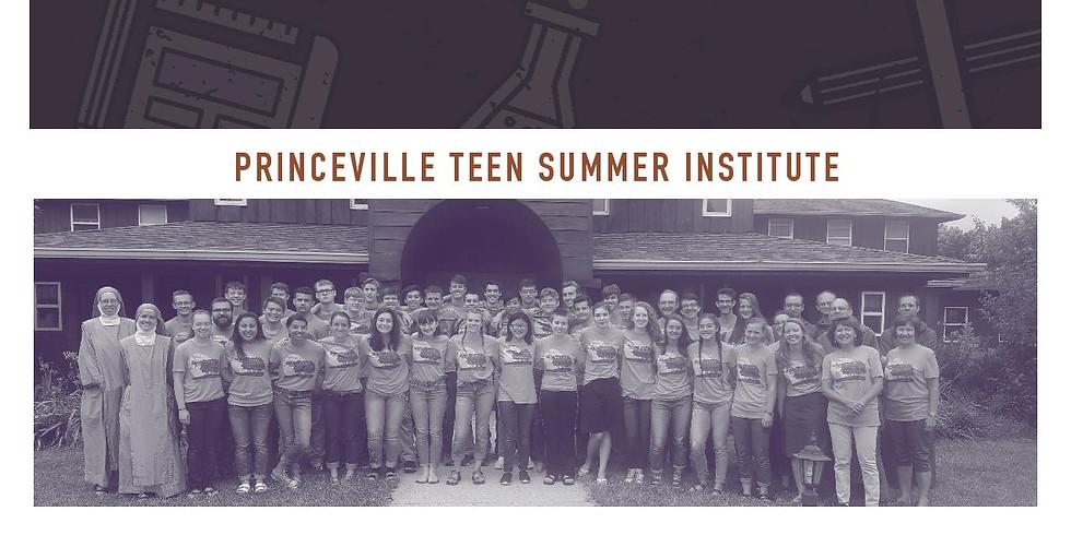 Princeville Eagle Eye, Catholic Summer camp for Teens