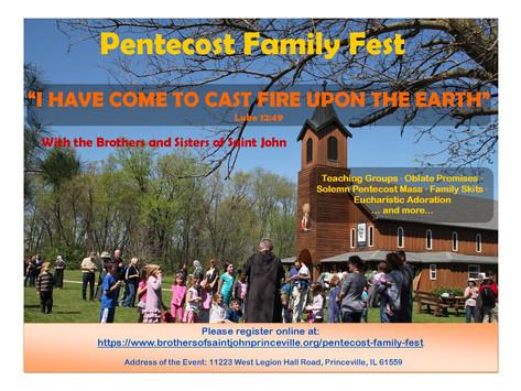 Pentecost Family Fest 2019