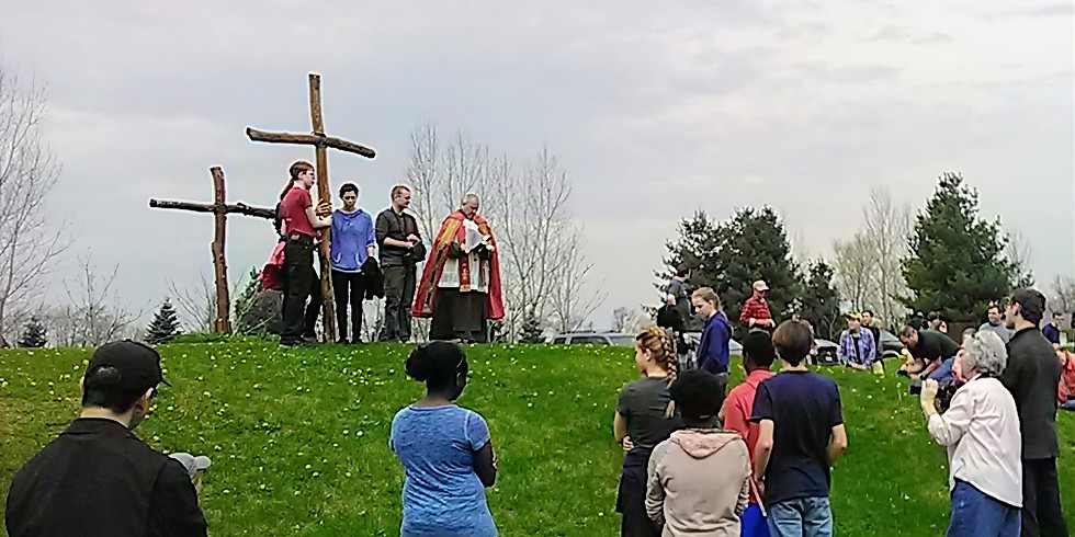 Holy Week Retreat for individuals or families