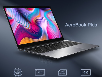 Chuwi Aerobook Plus, 4k Laptop mit i5 Prozessor