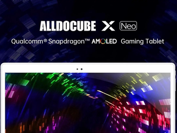 Alldocube X Neo, AMOLED Display und Snapdragon