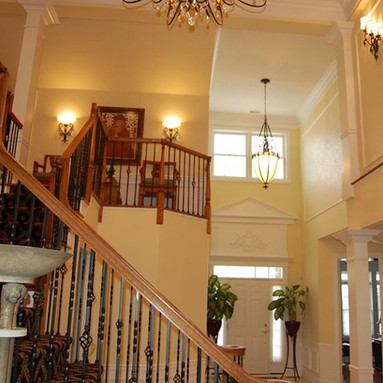 Foyer/entrance way Remodel