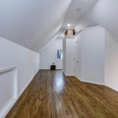 3rd Floor Master Suite (home flip)