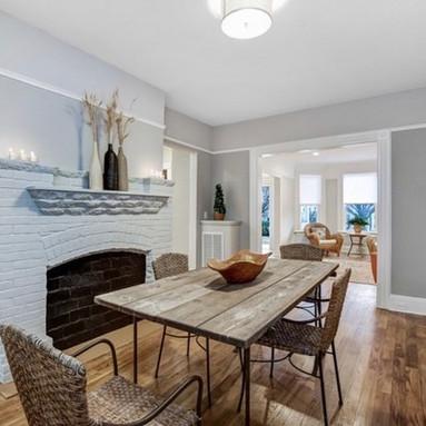 Dining Room (home flip)