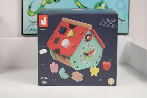 Maison à formes Baby Forest
