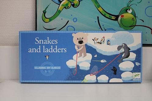 Jeu échelles et serpents