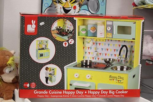 Grande cuisine Happy Days