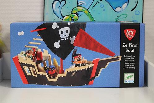 Bateau pirate - Ze pirat boat arty toys