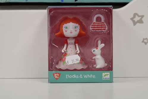 Elodia & white princesse