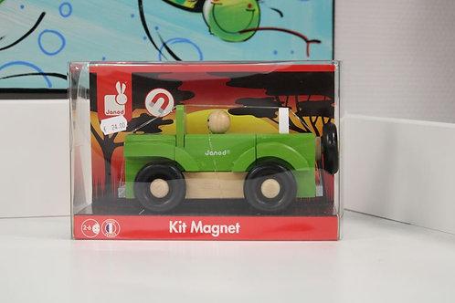 Kit Magnet 4X4