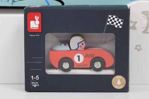 Racing speed