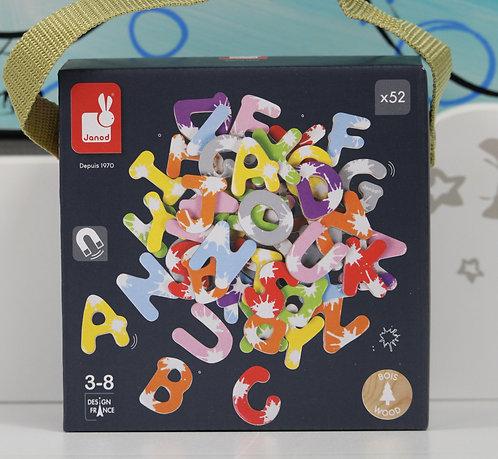 Mallette 52 lettres Magnétiques Splash