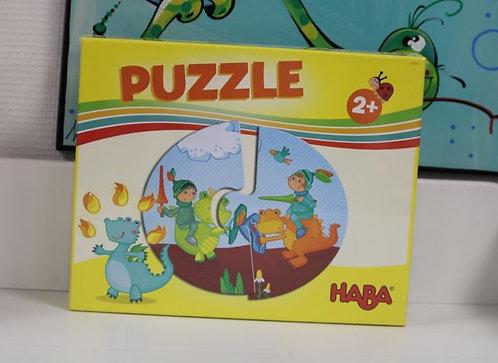 Puzzles Chevalier et princesse