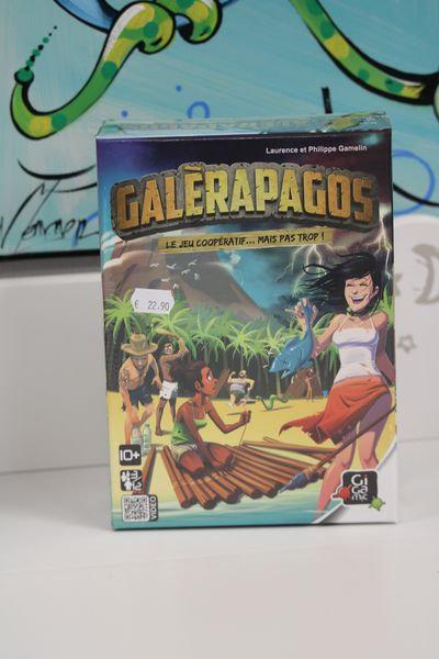 GALÈRAPAGOS