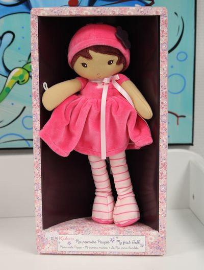 Ma 1ere poupée Emma K