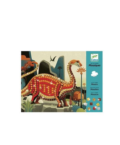 Djeco Mosaïques dinosaures