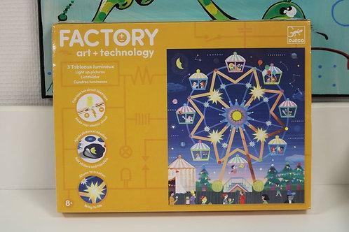 Factory Tableaux lumineux