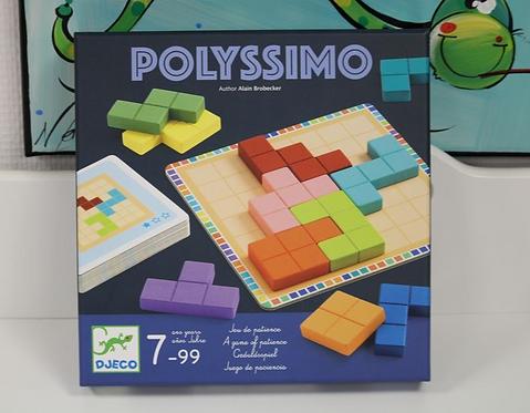 Polyssimo casse tête