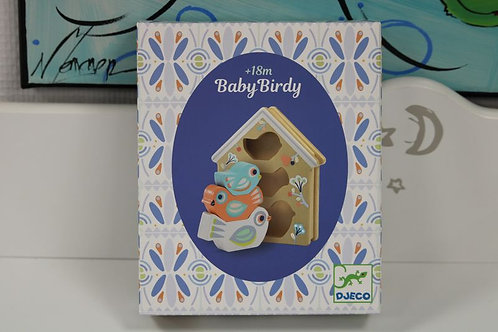 BabyBirdi boîte à forme