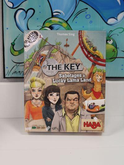 The Key – Sabotages à Lucky Lama Land
